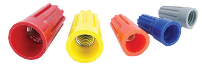 Скрутка СИЗ 5мм (P-73), оранжевая, EKF (plc-cc-5) – купить в Москве, низкая цена с доставкой